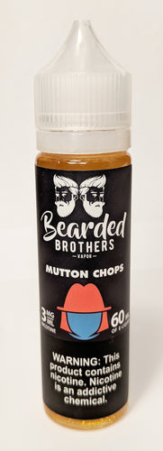 Bearded Brothers - Mutton Chops