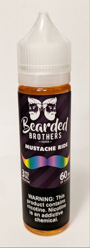 Bearded Brothers - Mustache Ride