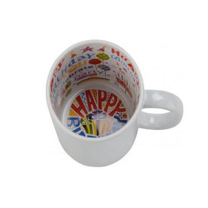 Custom Happy Birthday Mug - Gift Bar Custom Shirt and gift printing