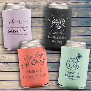 Custom Printed Can Koozie - Gift Bar Custom Shirt and gift printing
