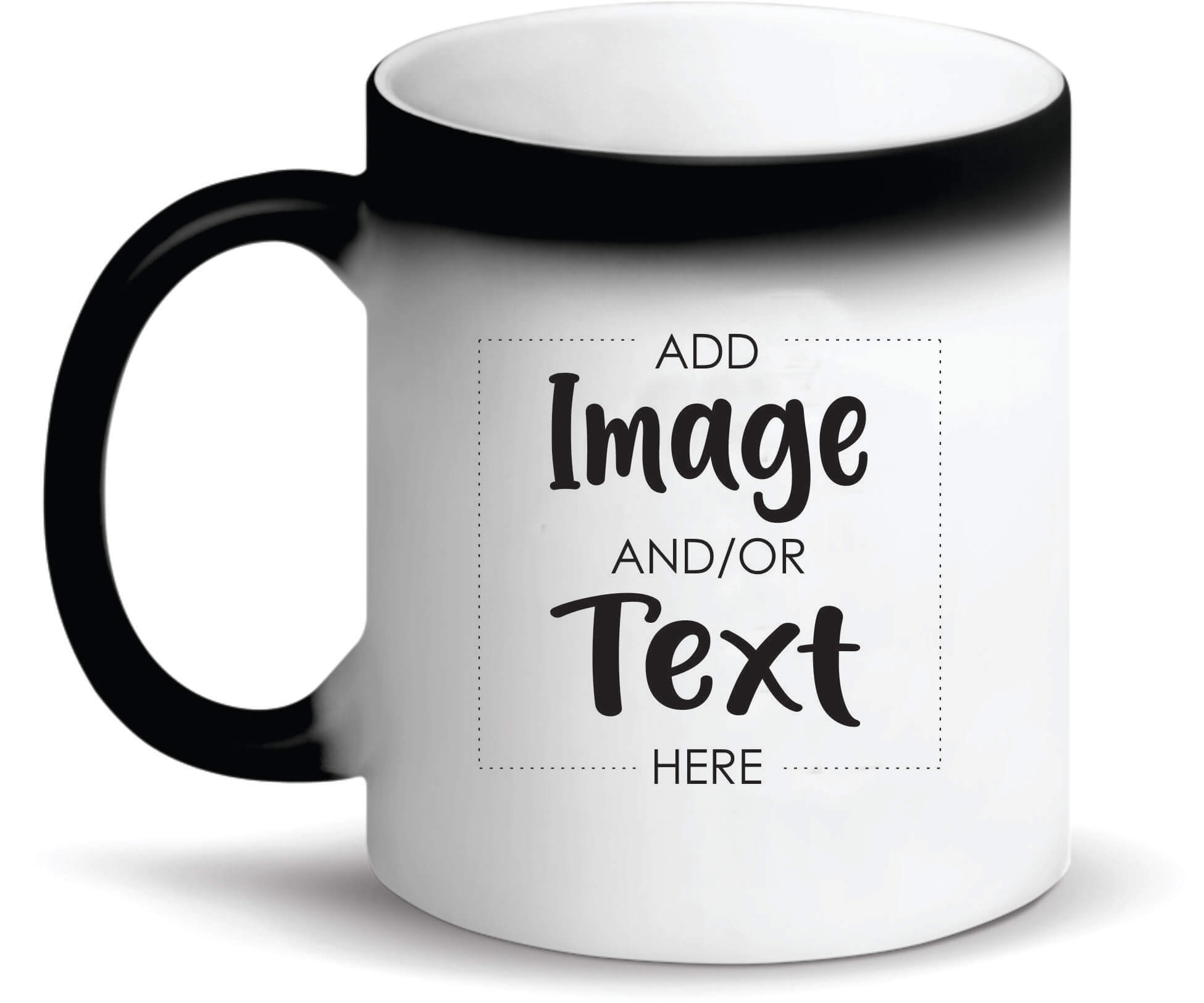 Custom Printed Color Changing Mug