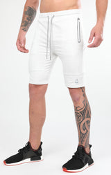 Men's Marble Tapered Shorts
