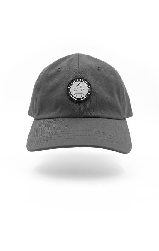 Global Dad Hat - Charcoal