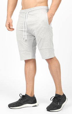 Men's Core Stretch Shorts - Grey