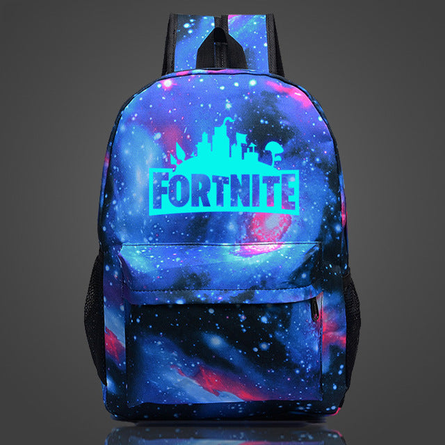 Fortnite Battle Royale School Backpack With Free Shipping!
