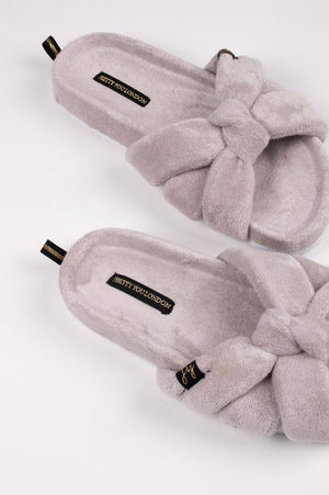 Ariel Slipper by Pretty You London
