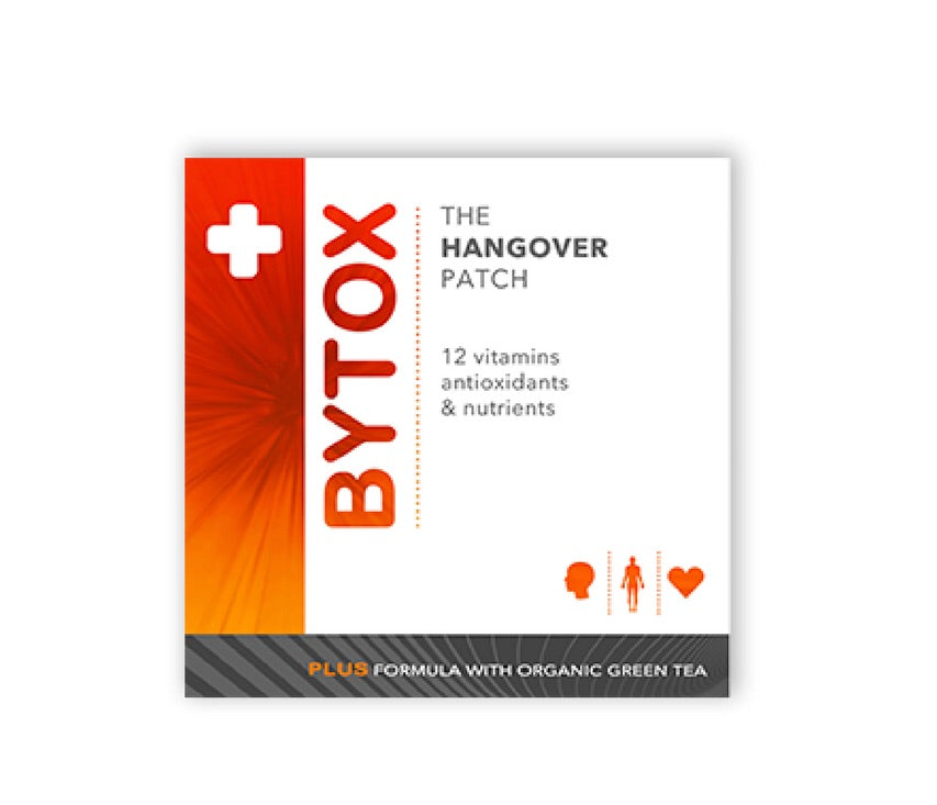 The Hangover Patch by Bytox