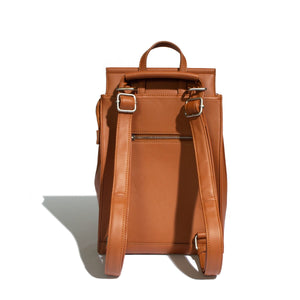 Kim Backpack in Cognac by Pixie Mood