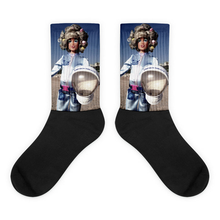 Space Captain Turleen Socks