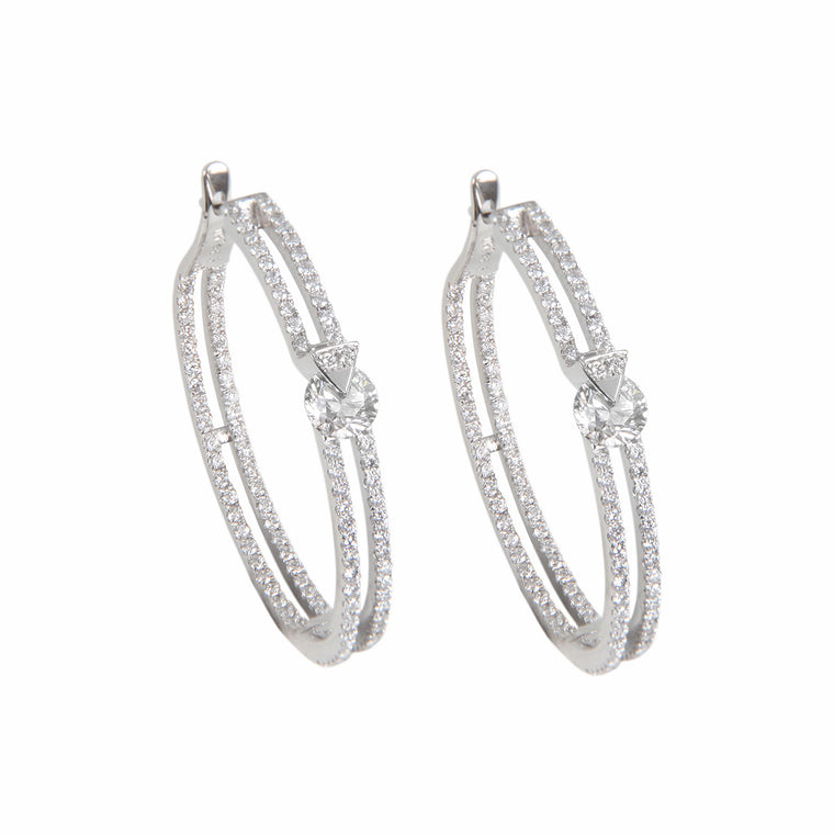Eternal Love Diamond Collection Earrings