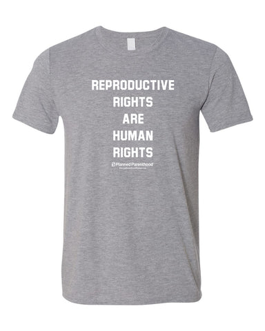 Repro Rights Grey Unisex T