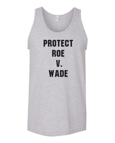 Protect Roe Grey Unisex Tank