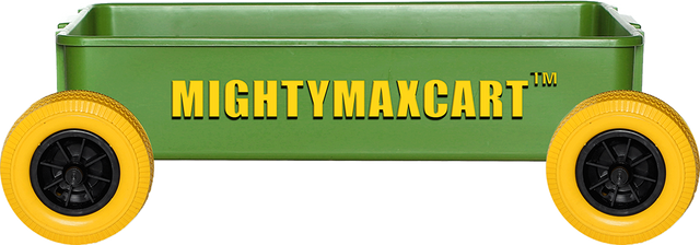 Mighty Max Carts - USA Made All-terrain Sport Utility Carts