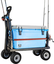 blue-cooler-caddy-fishing-cart-mighty-max-utility-cart-wagon