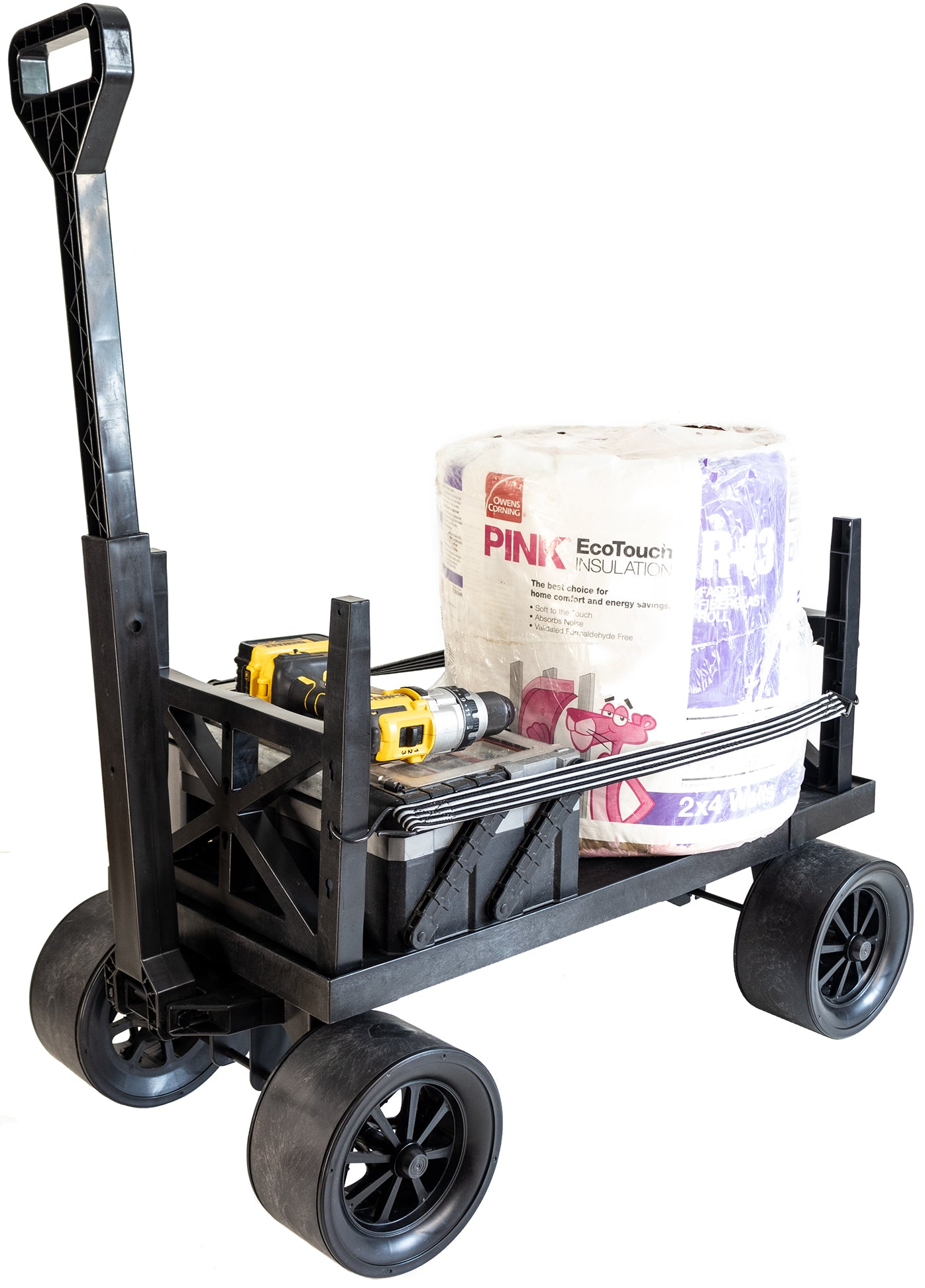 Mighty-max-dolly-tool-flatbed-construction-hand-truck-cart