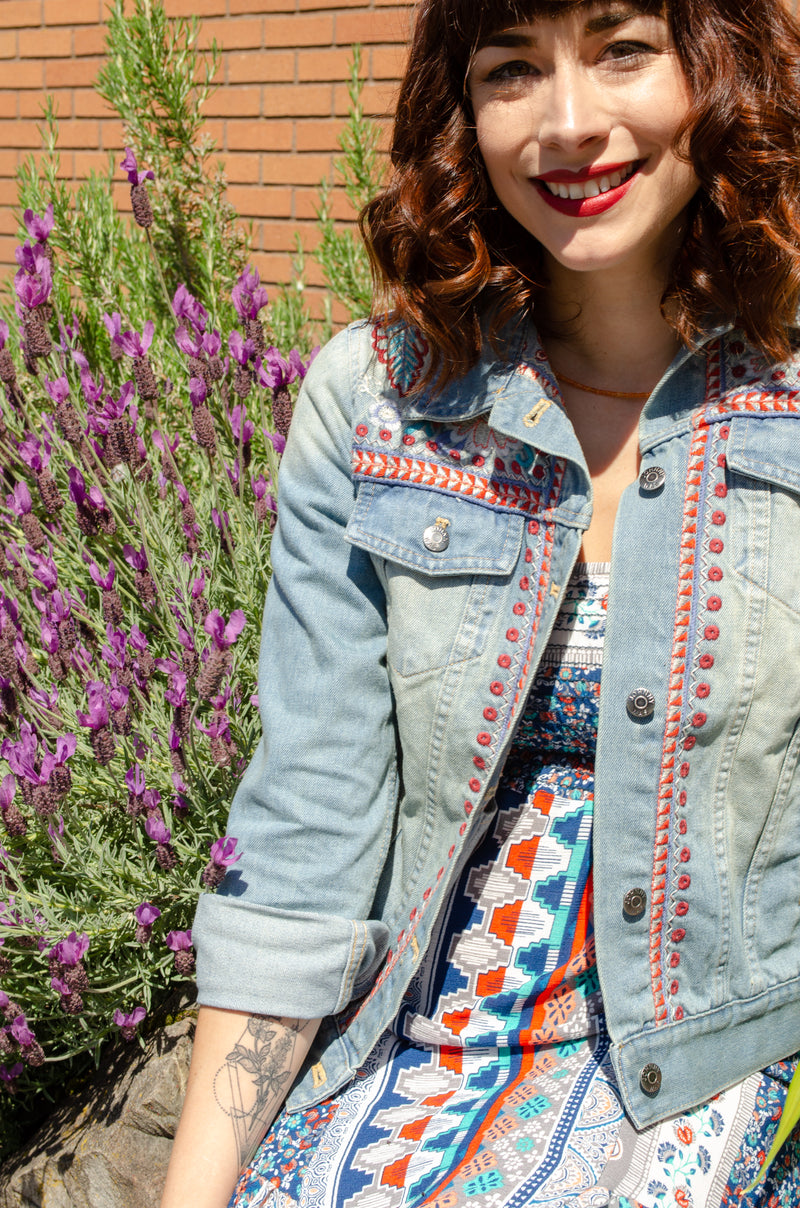 Layers for each season with Selyn Boutique Jackets