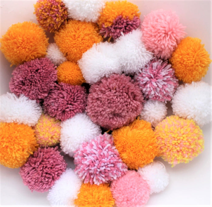 38 Ways to Use Pom Poms