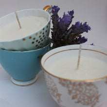 Make Your Own Soy Candle in a Teacup - MakeKit DIY Craft Kits