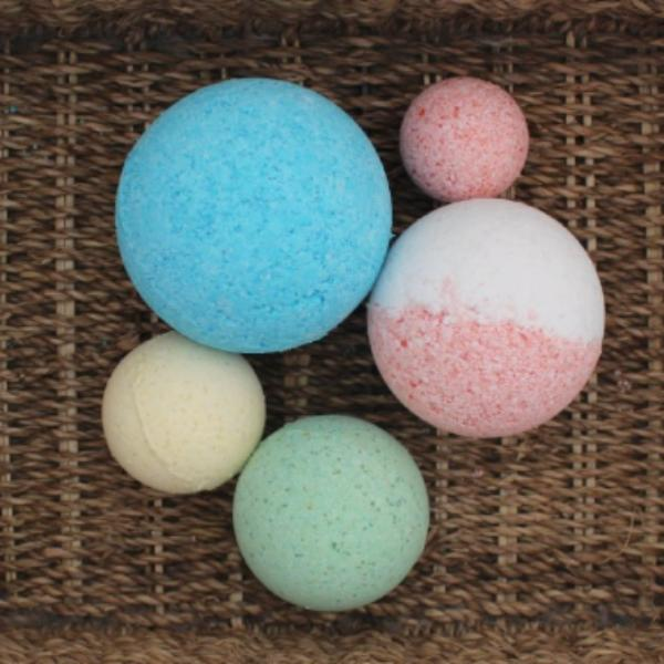 EXTRA Bath Bomb Ingredients Pack - MakeKit DIY Craft Kits