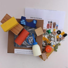 Make your own Robot Family - MakeKit DIY Craft Kits
