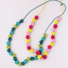 Make your own Colourful Necklaces - MakeKit DIY Craft Kits