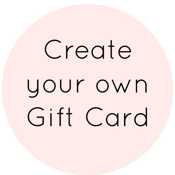 Customise a Gift Card - MakeKit DIY Craft Kits