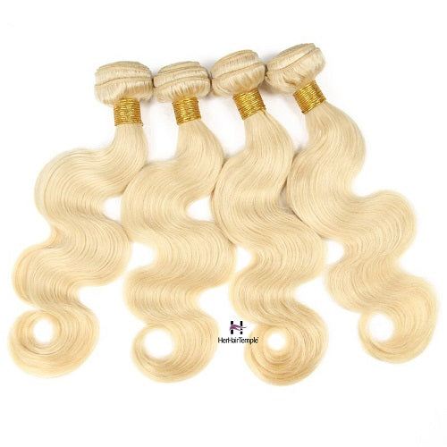 Body Wave Platinum Blonde