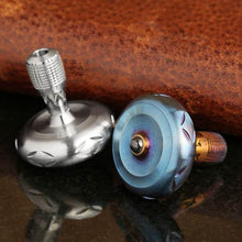 The Sceptre - Precision Stainless Steel Spinning Top