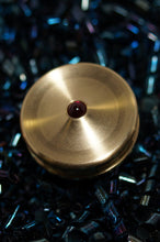 Precision Brass Spinning Top