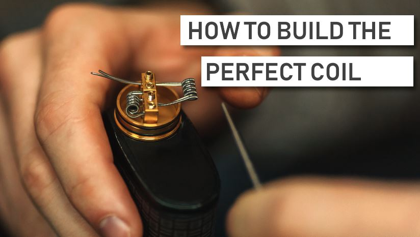 Coil Wrapping 101: How to Build the Perfect Coil