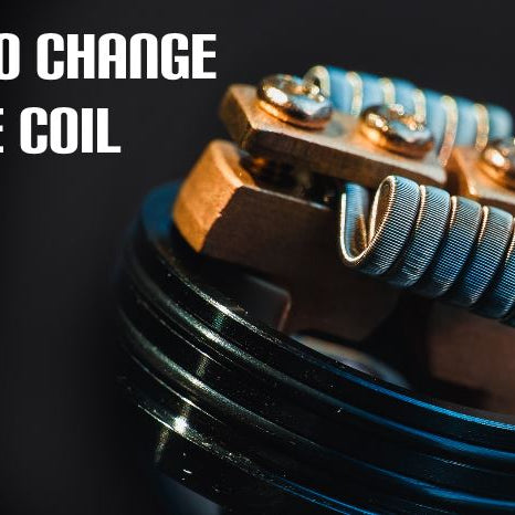 How to Change a Vape Coil