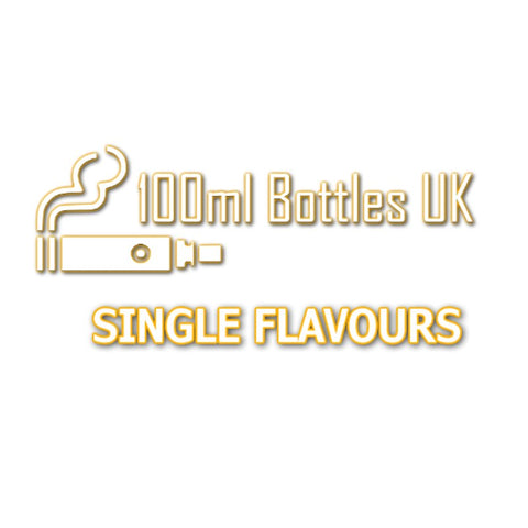 100ml Single Flavours