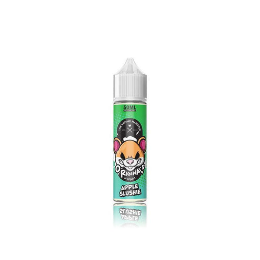 The Vaping Hamster - Apple Slushie (50ml Shortfill)
