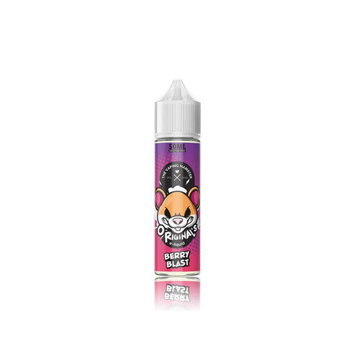 Vaping Hamster - Berry Blast (50ml Shortfill)