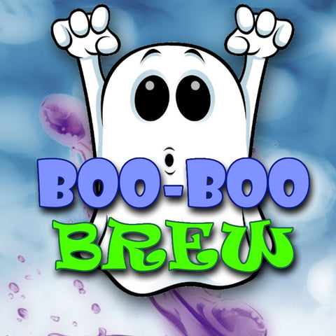 Mt Baker Vapor - Boo Boo Brew (100ml eliquid)