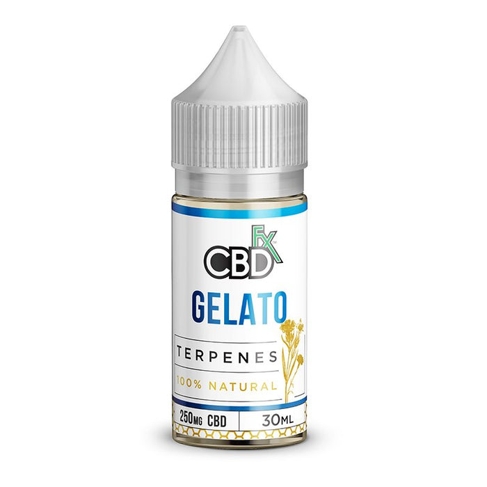 CBDfx Terpenes Vape Liquid (30ml)