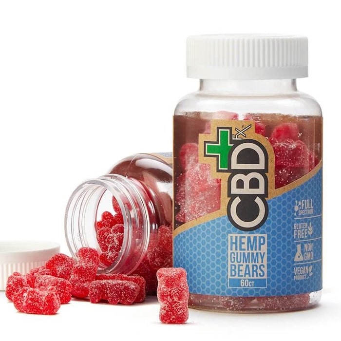 CBDfx Gummy Bears (Jar of 60)