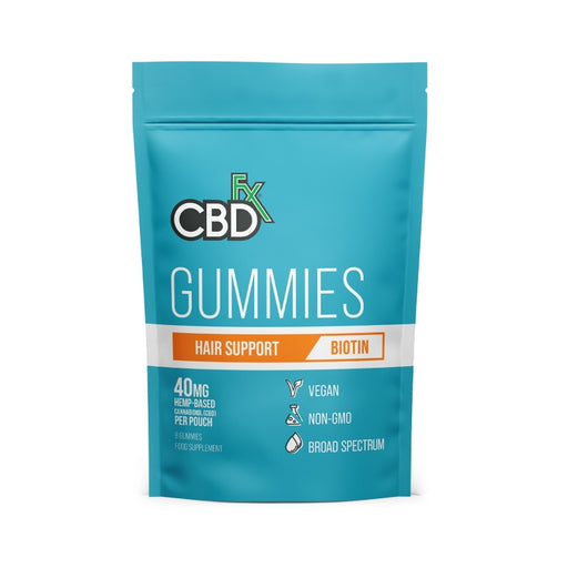 CBDfx Gummies - Biotin (Pouch of 8)