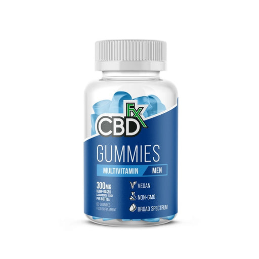 CBDfx Gummies - Mens Multivitamin (Jar of 60)