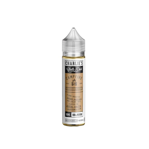 Charlies Chalk Dust - Campfire (50ml eliquid)