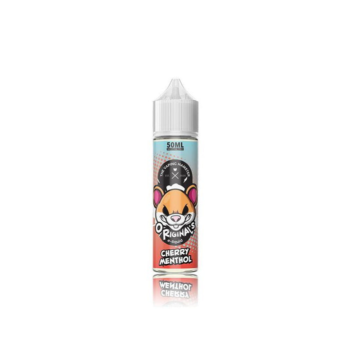 Vaping Hamster - Cherry Menthol (50ml Shortfill)