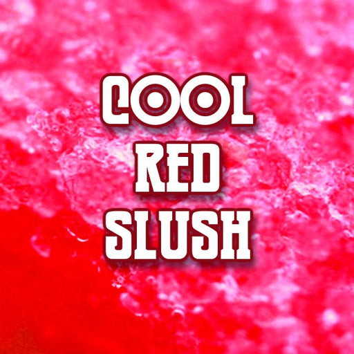 Cool Red Slush (100ml eliquid)