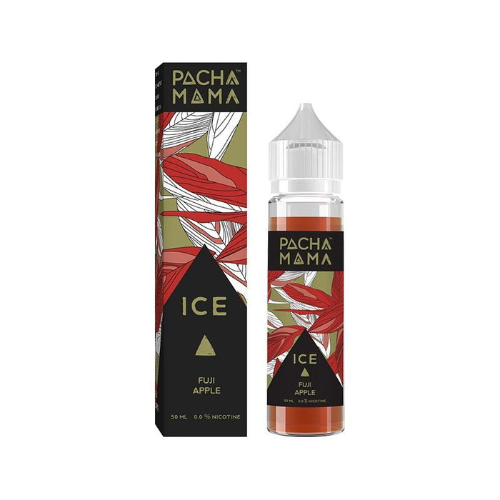 Pachamama Ice - Fuji Apple Ice (50ml Shortfill)
