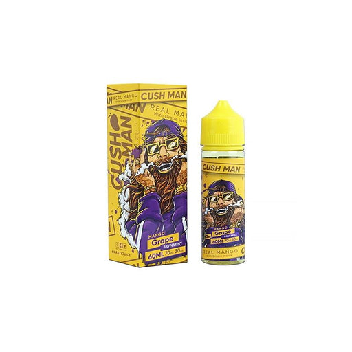 Nasty Juice Cushman Series - Grape (50ml Shortfill)