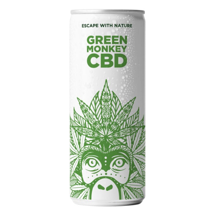 Green Monkey CBD Drink (250ml)
