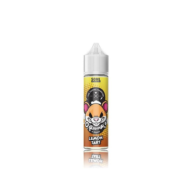 Vaping Hamster - Lemon Tart (50ml Shortfill)
