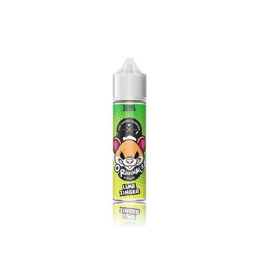 Vaping Hamster - Lime Zinger (50ml Shortfill)