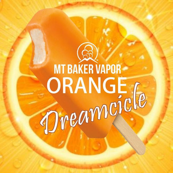 Mt Baker Vapor - Orange Dreamcicle (eliquid 100ml)