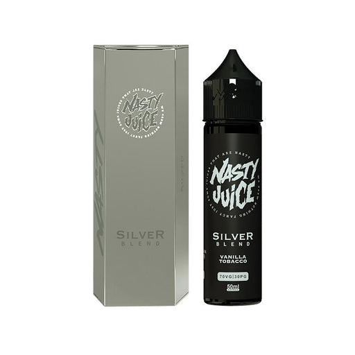 Nasty Juice Tobacco Series - Silver Blend (50ml)