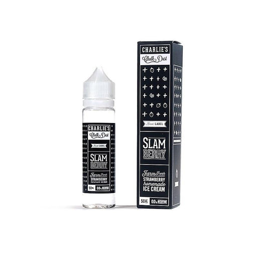 Charlies Chalk Dust - Slam Berry (50ml eliquid)